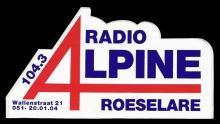 Radio Alpine Roeselare, FM 104.3