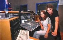 Toos Smet & Kurt Rogiers, Radio CONTACT Brussel (lente 1998)