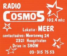 Radio Cosmos Hoogstraten FM 102.4