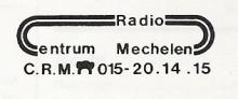 Radio CRM Mechelen