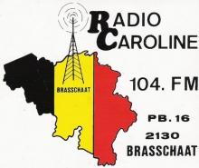 Radio Caroline Brasschaat