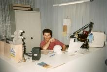 Jan Van Vlaanderen (1992) Radio Contact Sint-Truiden