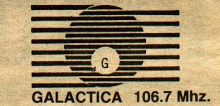 Radio Galactica Sint-Lambrechts-Herk FM 106.7