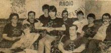 GOLDEN FLASH team in 1983