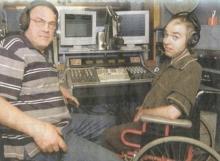 Sylvain & Patrick (december 2003)