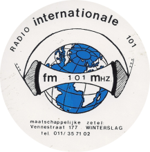 Radio Internazionale FM 101