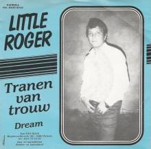 Platenhoes: Little Roger - Tranen van trouw
