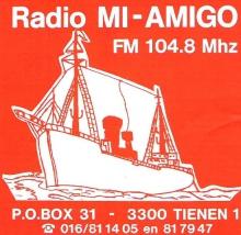 Radio Mi Amigo Tienen