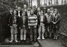 Het Palermo team, 1995
