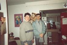 Peter De Graef & Willem De Groot, 1989