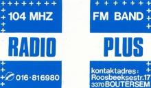 Radio Plus Boutersem