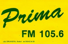 Radio Prima Brakel FM 105.6