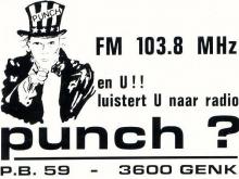 Radio Punch Genk FM 103.8