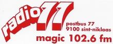 Radio 77 Sint-Niklaas FM 102.6