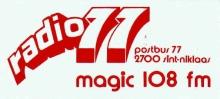 Radio 77 Sint-Niklaas FM 108