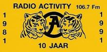 Radio Activity Borsbeek 10 jaar 1991