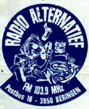 Radio Alternatief, FM 103.9