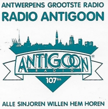 Radio Antigoon Antwerpen FM 107