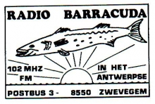 Radio Barracuda Kontich