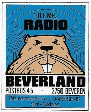 Radio Beverland Beveren FM 101.8