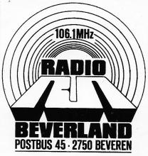 Radio Beverland Beveren FM 106.1