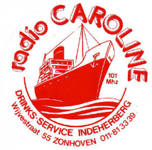 Radio Caroline Kuringen