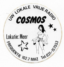 Radio Cosmos Hoogstraten FM 102.7