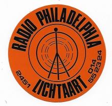 Radio Philadelphia Lichtaart
