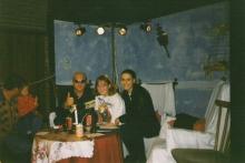 Touch Of Joy te gast bij Radio LORALI op woensdag 25 november 1998