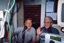 Zanger Salim Seghers en Pallieter (dinsdag 17 juni 2003)