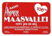 Radio Maasvallei FM 106