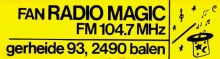 Radio Magic Balen FM 104.7
