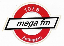 Radio Mega FM Zottegem