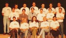 Radio MIG team 1996