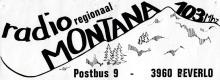 Radio Montana Beverlo FM 103
