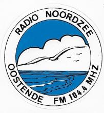 Radio Noordzee Oostende FM 104.4