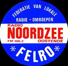 Radio Noordzee Oostende FM 100.2