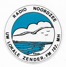 Radio Noordzee Oostende FM 102