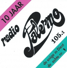 Radio Palermo Diest 10 jaar 1992