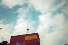Antennemast Radio RCL Hasselt (1997)