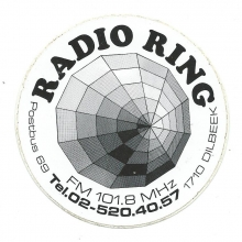 Radio Ring Brussel FM 101.8