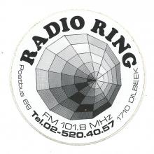 Radio Ring Brussel FM 101.8