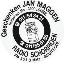 Radio Schorpioen Gruitrode FM 101.8