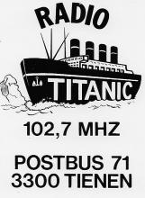 Radio Titanic Tienen FM 102.7