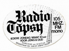 Radio Topsy  Sint-Job-in-'t-Goor