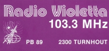 Radio Violetta Turnhout FM 103.3