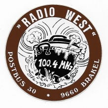 Radio West Brakel