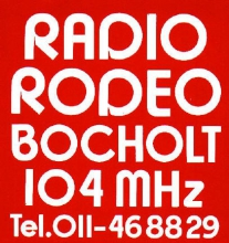 Radio Rodeo Bocholt FM 104