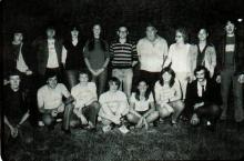 Radio Rubens, team 1982