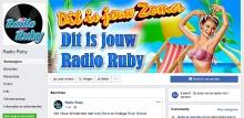 Rudy Gybels via Radio Ruby